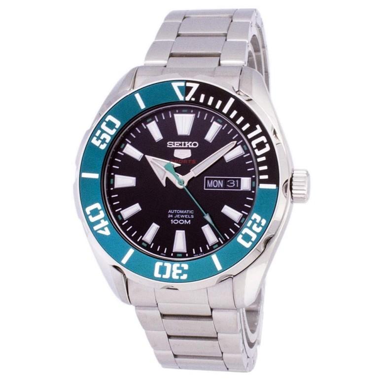 セイコー SEIKO 男性用 腕時計 メンズ ウォッチ ブラック SRPC53K1 送料無料 【並行輸入品】
