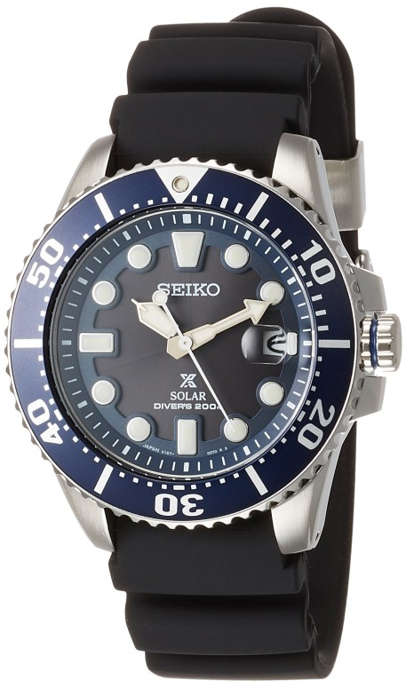 セイコー SEIKO 男性用 腕時計 メンズ ウォッチ ブラック SBDJ019 送料無料 【並行輸入品】