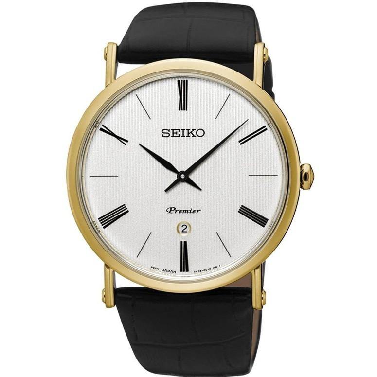セイコー SEIKO 男性用 腕時計 メンズ ウォッチ ホワイト SXB432P1 送料無料 【並行輸入品】