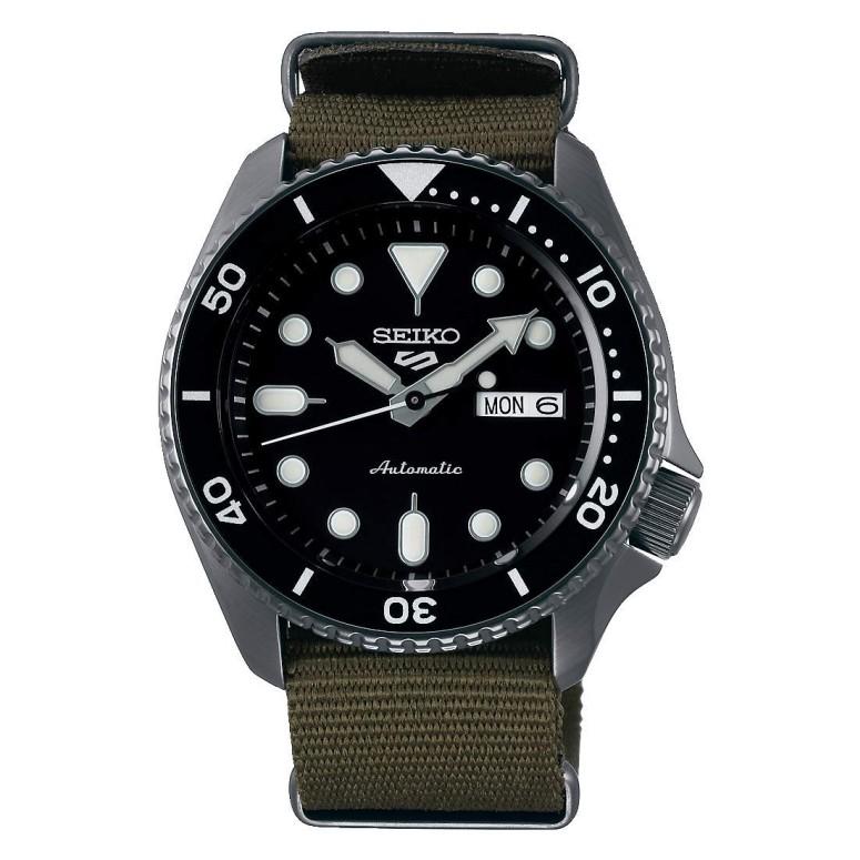 セイコー SEIKO 男性用 腕時計 メンズ ウォッチ ブラック SRPD91 送料無料 【並行輸入品】