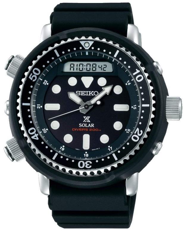 セイコー SEIKO 男性用 腕時計 メンズ ウォッチ ブラック SNJ025P1 送料無料 【並行輸入品】