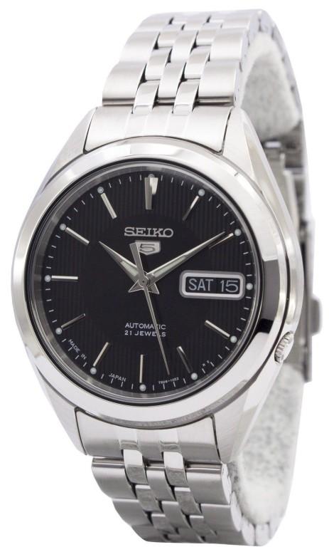 セイコー SEIKO 腕時計 ウォッチ 時計 男性用 ブラック 並行輸入品 訳あり品送料無料 SNKL23J1 メンズ 今ダケ送料無料 送料無料