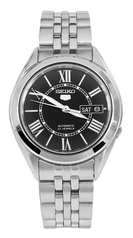 セイコー SEIKO 男性用 腕時計 メンズ ウォッチ ブラック SNKL35K1 送料無料 【並行輸入品】
