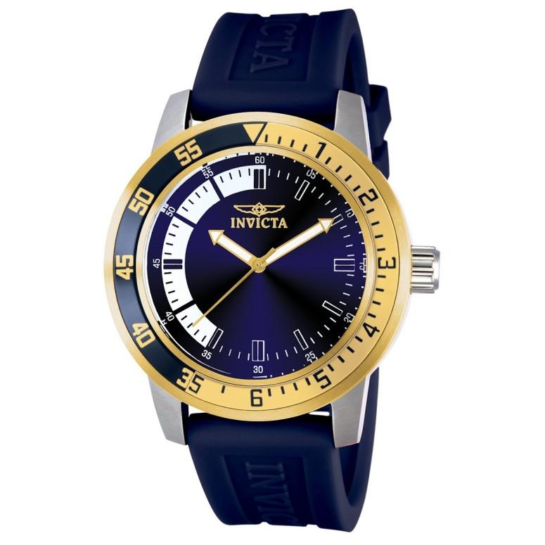 ブルー 送料無料 12847 メンズ 男性用 インビクタ 腕時計 Invicta インヴィクタ ウォッチ 【並行輸入品】