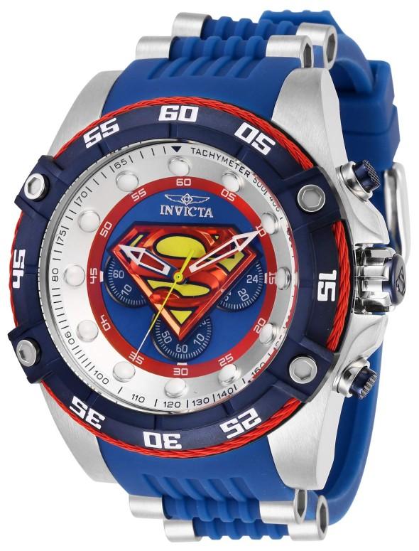 大人気の腕時計ブランド インビクタ Invicta 割り引き インヴィクタ 海外正規品 男性用 腕時計 国産品 ウォッチ メンズ 並行輸入品 ブルー 送料無料 29121