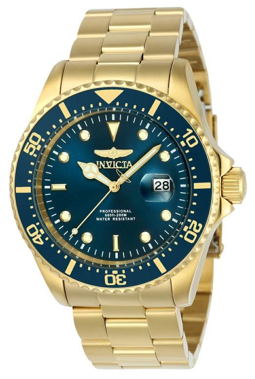 インビクタ Invicta インヴィクタ 男性用 腕時計 メンズ ウォッチ プロダイバーコレクション Pro Diver Collection ブルー 23388 送料無料 【並行輸入品】