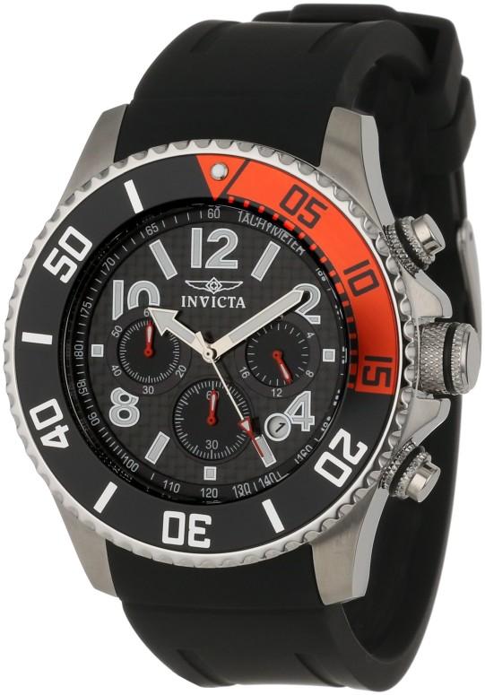 インビクタ Invicta インヴィクタ 男性用 腕時計 メンズ ウォッチ プロダイバーコレクション Pro Diver Collection ブラック 13727 送料無料 【並行輸入品】