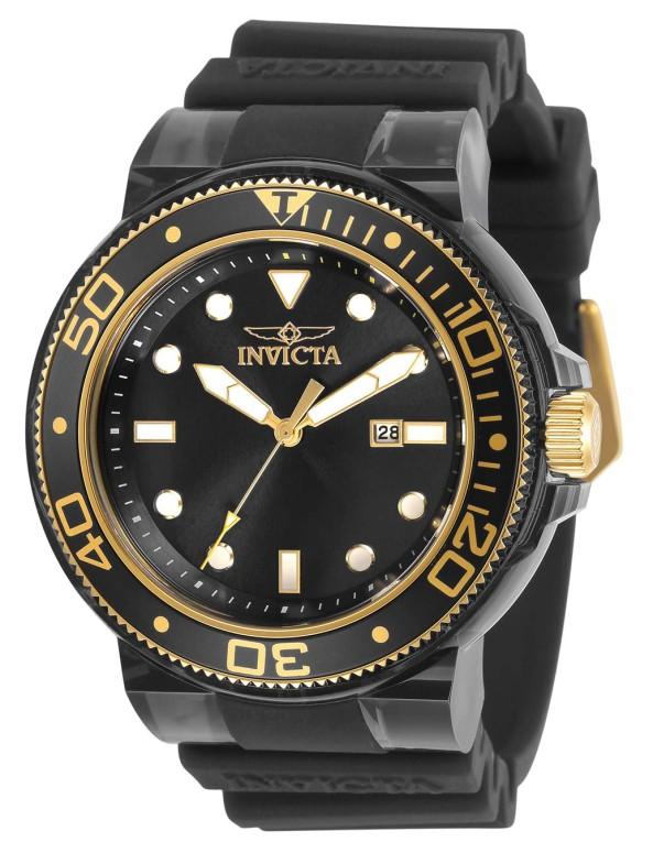 インビクタ Invicta インヴィクタ 男性用 腕時計 メンズ ウォッチ ブラック 32337 送料無料 【並行輸入品】