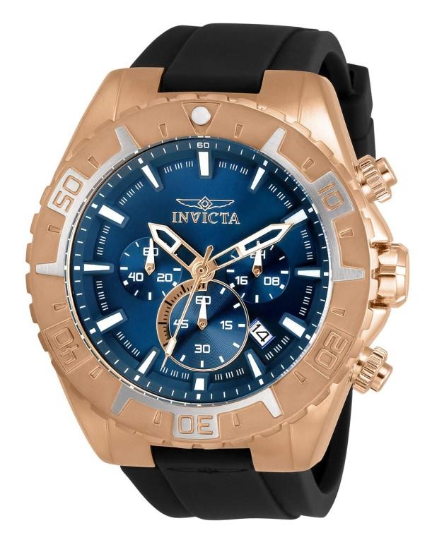 インビクタ Invicta インヴィクタ 男性用 腕時計 メンズ ウォッチ ブルー 30752 送料無料 【並行輸入品】