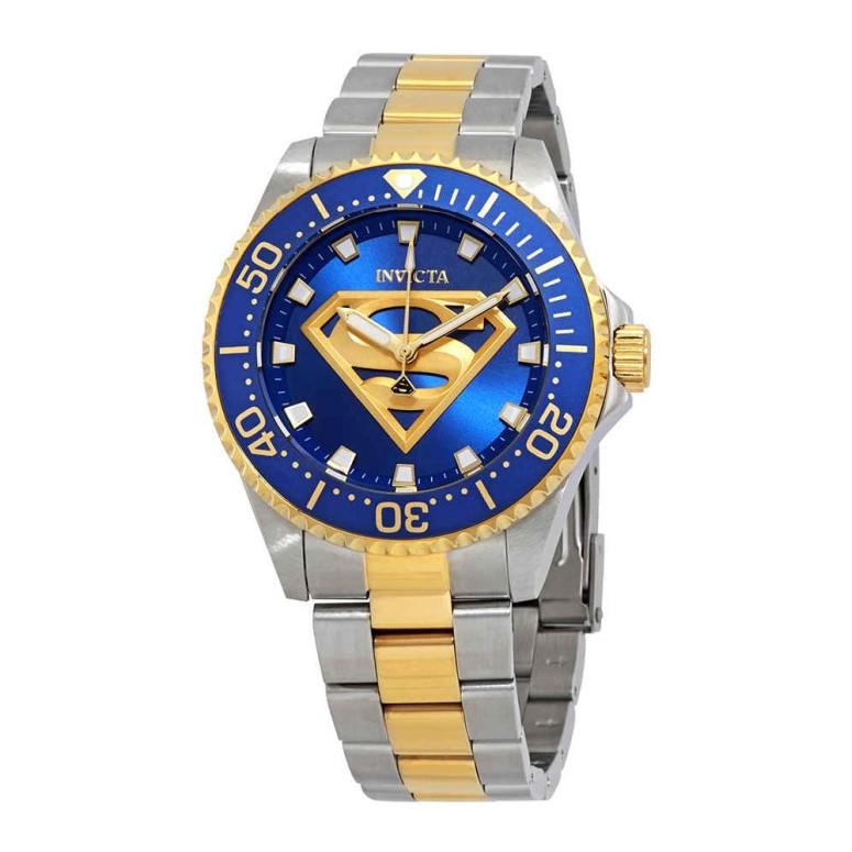高級ブランド インビクタ Invicta インヴィクタ 男性用 腕時計 メンズ ウォッチ ブルー 29690 送料無料 【並行輸入品】, 中国城 967eb445