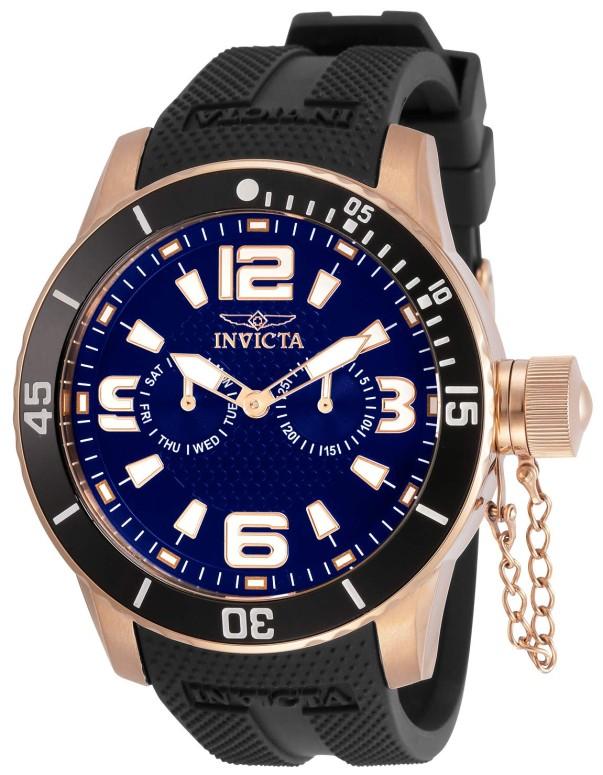 インビクタ Invicta インヴィクタ 男性用 腕時計 メンズ ウォッチ ブルー 30701 送料無料 【並行輸入品】