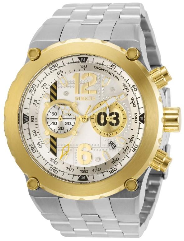 インビクタ Invicta インヴィクタ 男性用 腕時計 メンズ ウォッチ ホワイト 31591 送料無料 【並行輸入品】