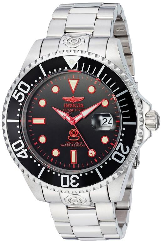 インビクタ Invicta インヴィクタ 男性用 腕時計 メンズ ウォッチ ブラック 24764 送料無料 【並行輸入品】