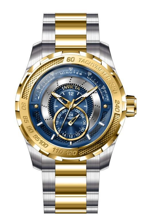 インビクタ Invicta インヴィクタ 男性用 腕時計 メンズ ウォッチ s1ラリー s1 rally ブルー シルバー 30570 送料無料 【並行輸入品】