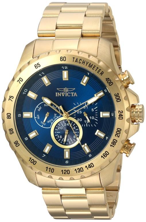 インビクタ Invicta インヴィクタ 男性用 腕時計 メンズ ウォッチ ブルー 24213 送料無料 【並行輸入品】