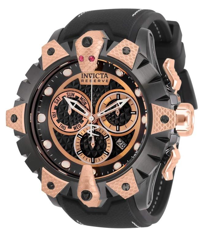 インビクタ Invicta インヴィクタ 男性用 腕時計 メンズ ウォッチ リザーブ reserve ブラック ローズゴールド 32226 送料無料 【並行輸入品】