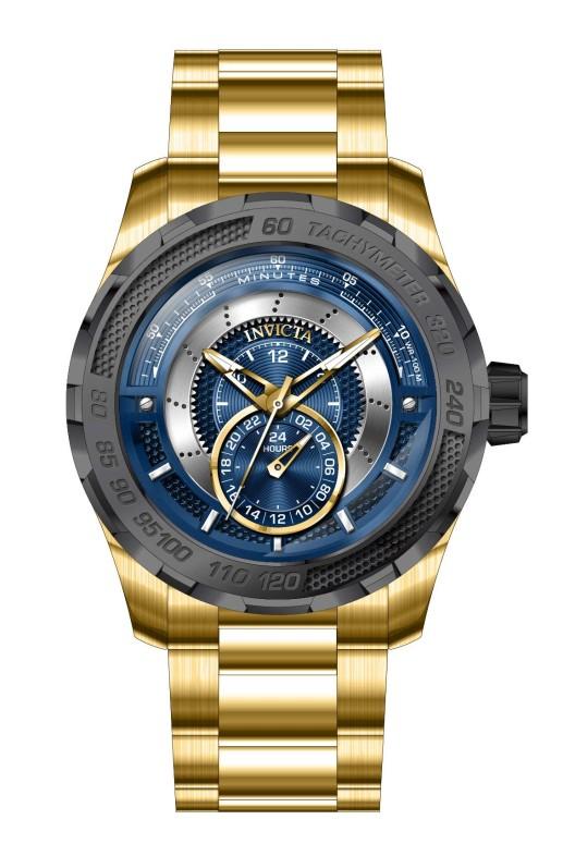 インビクタ Invicta インヴィクタ 男性用 腕時計 メンズ ウォッチ s1ラリー s1 rally ブルー シルバー 30573 送料無料 【並行輸入品】
