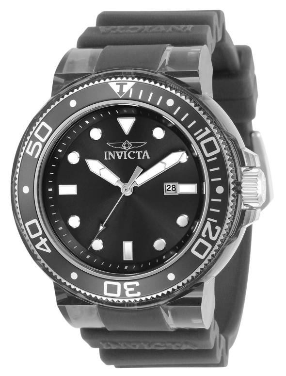 インビクタ Invicta インヴィクタ 男性用 腕時計 メンズ ウォッチ ブラック 32334 送料無料 【並行輸入品】