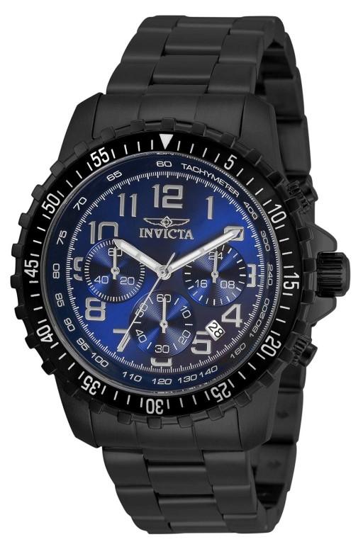 インビクタ Invicta インヴィクタ 男性用 腕時計 メンズ ウォッチ ブルー 30795 送料無料 【並行輸入品】