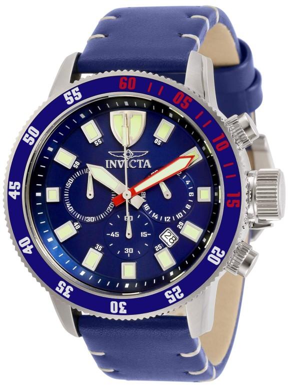 インビクタ Invicta インヴィクタ 男性用 腕時計 メンズ ウォッチ ブルー 31396 送料無料 【並行輸入品】