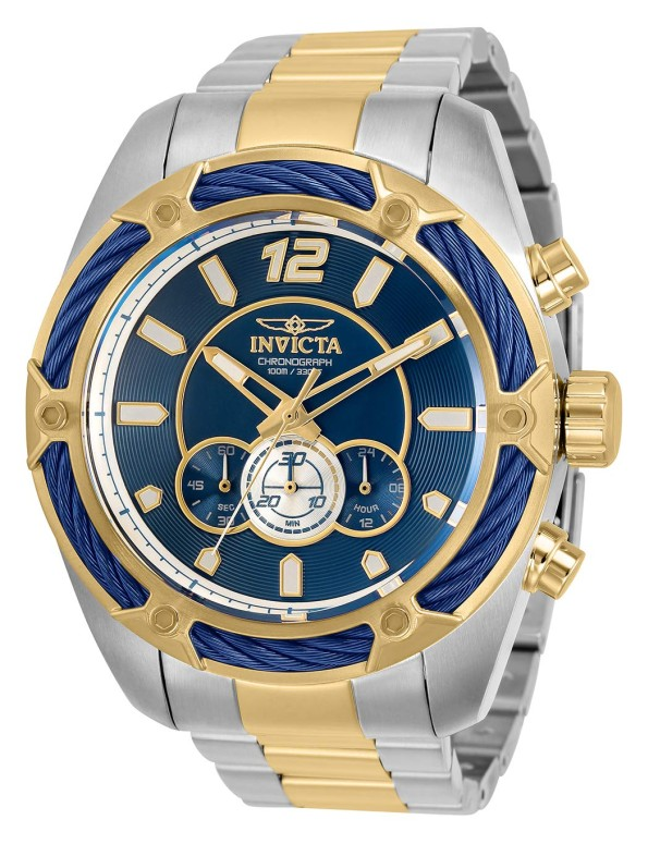 インビクタ Invicta インヴィクタ 男性用 腕時計 メンズ ウォッチ ボルト bolt ブルー 31473 送料無料 【並行輸入品】