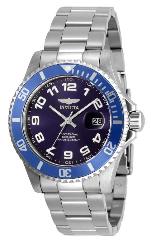 インビクタ Invicta インヴィクタ 男性用 腕時計 メンズ ウォッチ プロダイバーコレクション Pro Diver Collection ブルー 30691 送料無料 【並行輸入品】