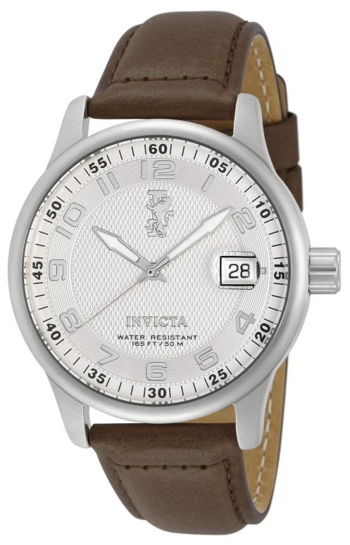 インビクタ Invicta インヴィクタ 男性用 腕時計 メンズ ウォッチ シルバー 12825 送料無料 【並行輸入品】