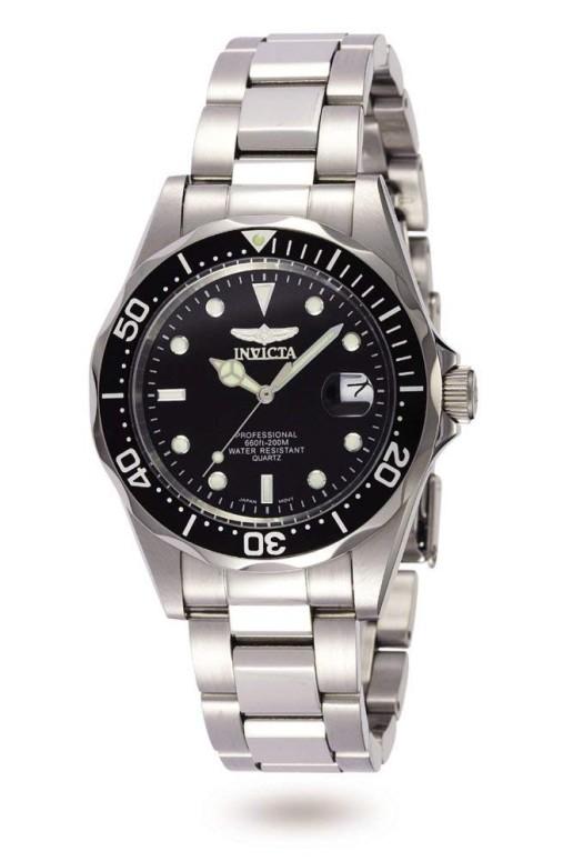 インビクタ Invicta インヴィクタ 男性用 腕時計 メンズ ウォッチ プロダイバーコレクション Pro Diver Collection ブラック 1584166 送料無料 【並行輸入品】