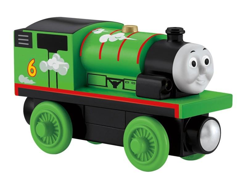 <title>トーマス 木製レール Fisher-Price Thomas [並行輸入品] the Train Wooden Railway きかんしゃ ロールアンドホイッスル パーシー Friends Roll and Whistle Percy 送料無料 並行輸入品</title>