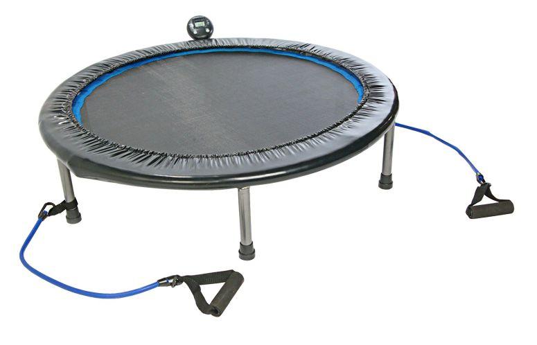 Stamina スタミナ ミニトランポリン リバウンダー 約97cm Intone Plus Rebounder 送料無料 【並行輸入品】