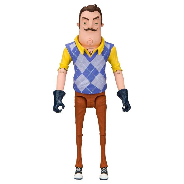 ハローネイバー フィギュア McFarlane Toys Hello Neighbor The Neighbor Action Figure 送料無料 【並行輸入品】