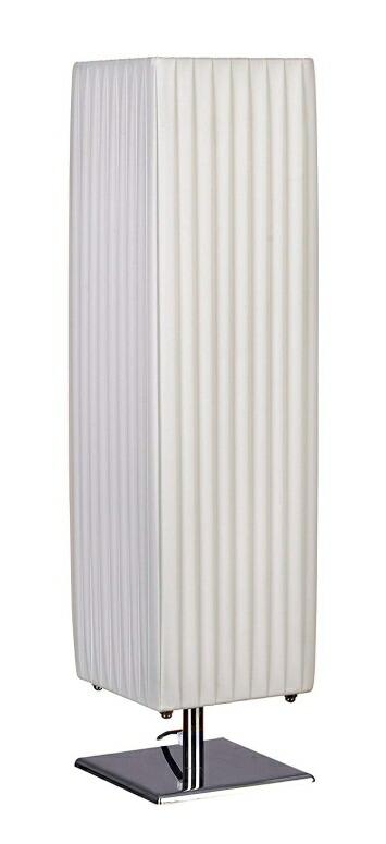 テーブルランプ デコ79 Deco 79 60001 Metal Table Lamp, White, 23