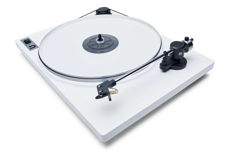 レコードプレーヤー ターンテーブル U-Turn Audio - Orbit Plus Turntable (White) 送料無料 【並行輸入品】