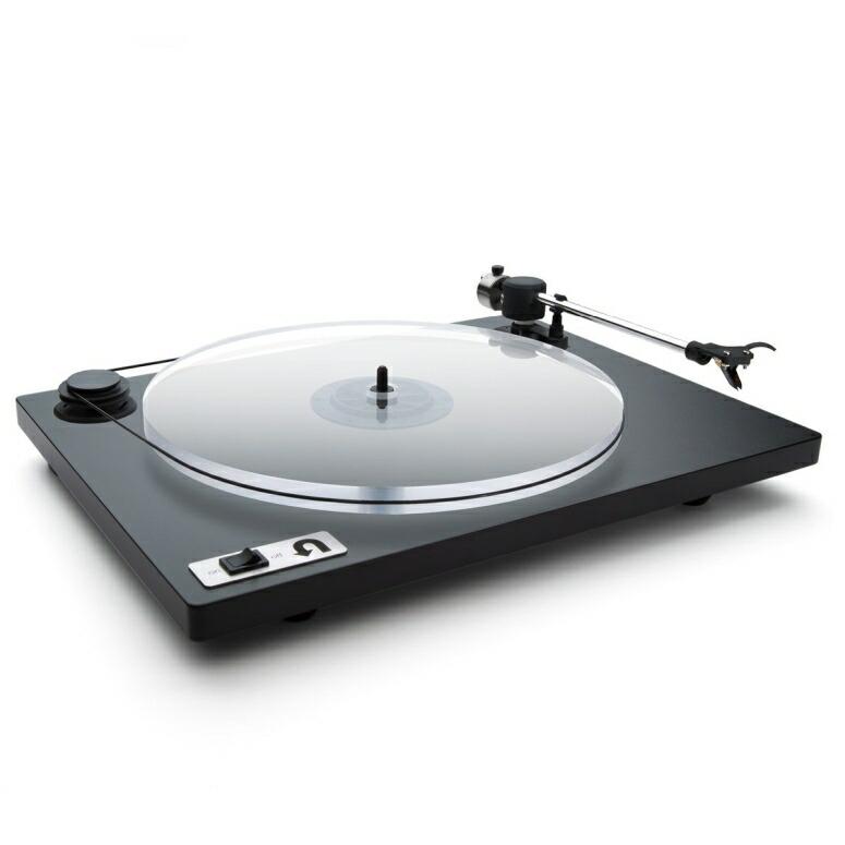 レコードプレーヤー ターンテーブル U-Turn Audio - Orbit Plus Turntable (Black) 送料無料 【並行輸入品】