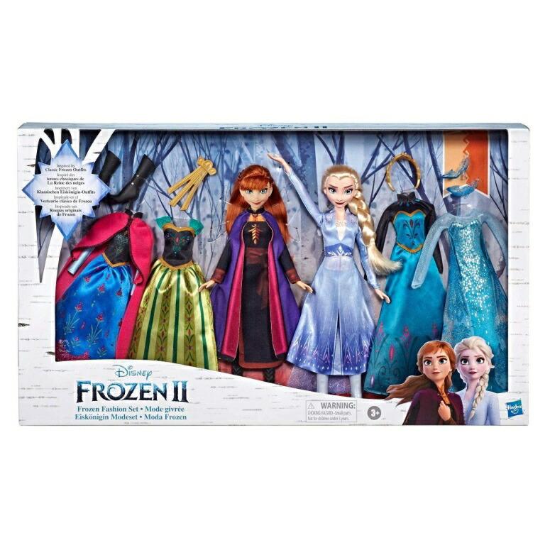 アナと雪の女王2 おもちゃ 人形 Disney Frozen 2 Fashion Doll Set 送料無料 【並行輸入品】