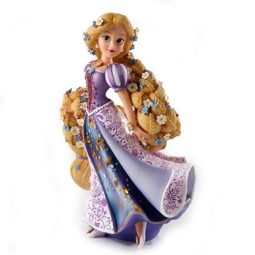 エネスコ ディズニー ショーケース 塔の上のラプンチェル ラプンチェル フィギュア 置物 8 インチ Rapunzel Figurine, 8-Inch 【 フィギュア 置物 置物 キャラクター 人形 プレゼント クリスマス 誕生日 】 送料無料 【並行輸入品】
