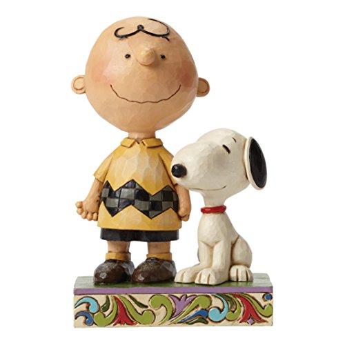 ピーナッツ フレンドシップ チャーリー ブラウン 友情 チャーリー ブラウン 7.7 インチ Friendship Charlie Brown 【 フィギュア 置物 置物 キャラクター 人形 プレゼント クリスマス 誕生日 】 送料無料 【並行輸入品】