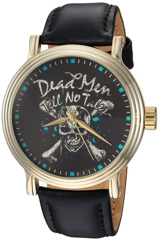 【即納】 ディズニー Disney 男性用 腕時計 メンズ ウォッチ ブラック WDS000373 送料無料 【並行輸入品】