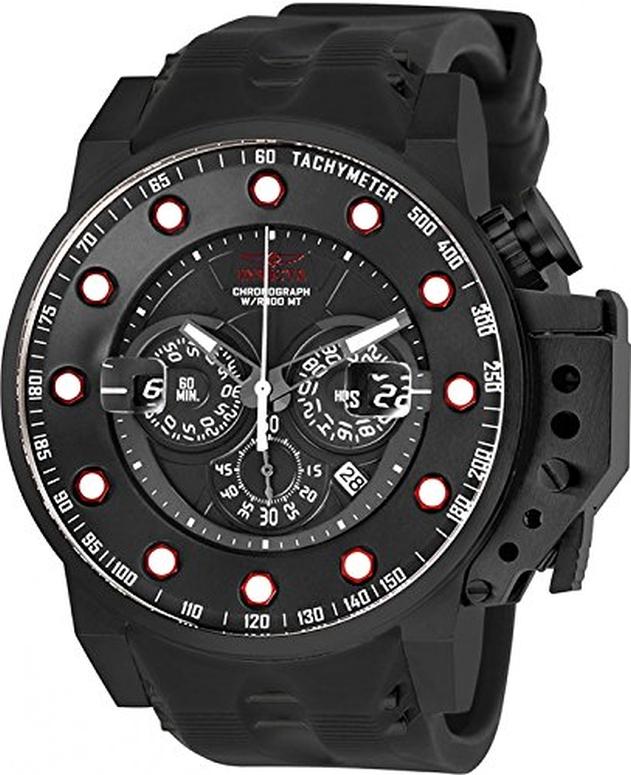 【即納】 インビクタ Invicta インヴィクタ 男性用 腕時計 メンズ ウォッチ リザーブ reserve クロノグラフ ブラック 25275 送料無料 【並行輸入品】