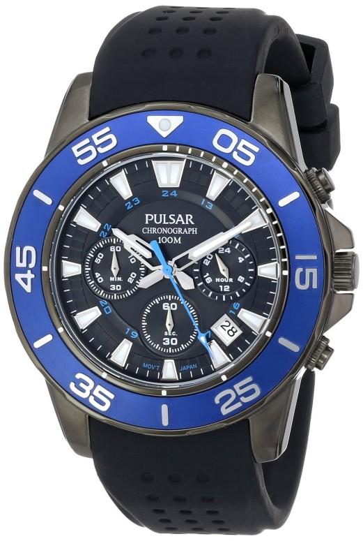 【即納】 セイコー SEIKO 男性用 腕時計 メンズ ウォッチ ブラック PT3141 sokunou 送料無料 【並行輸入品】