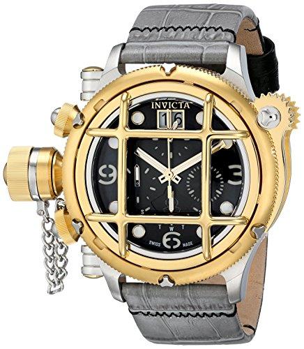 【即納】 インビクタ Invicta インヴィクタ 男性用 腕時計 メンズ ウォッチ ロシアンダイバーコレクション Russian Diver Collection ブラック 17345 送料無料 【並行輸入品】