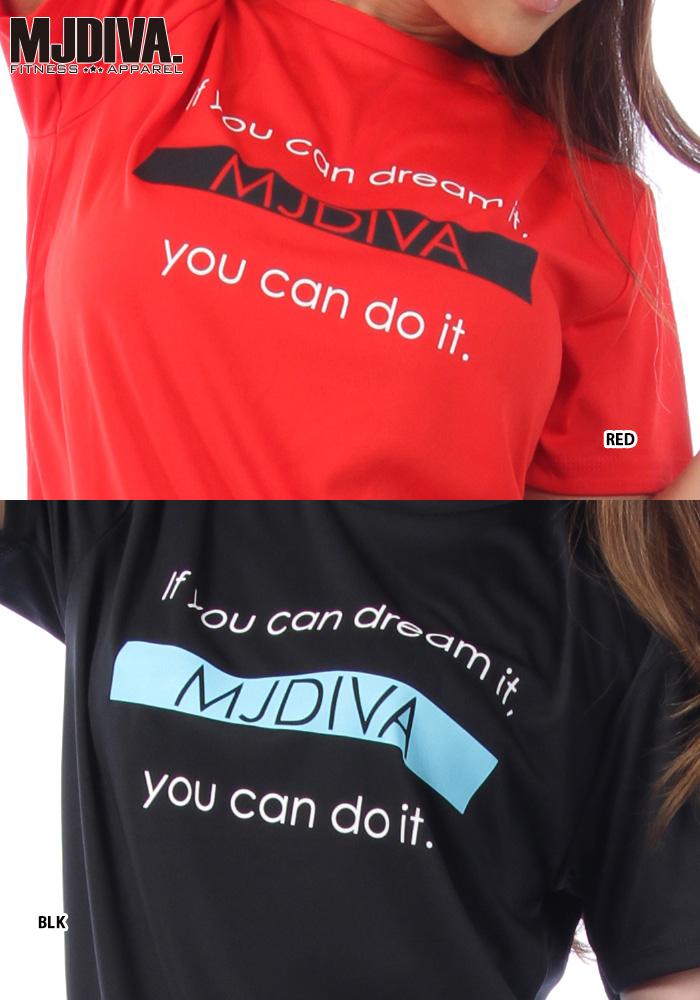MJDIVA◆カジ系カラバリTシャツ