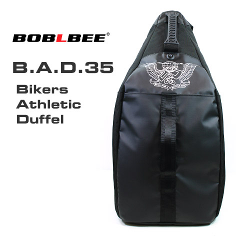 BOBLBE-E[鲍勃红宝石]B.A.D.35[Bikers Athletic Duffel][促销]