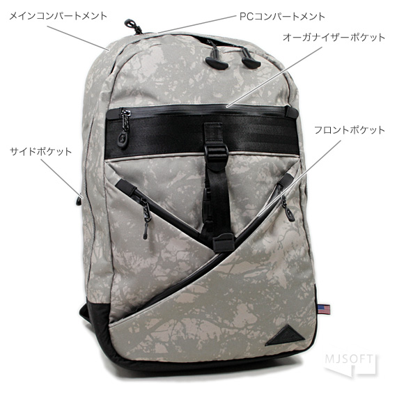 DATUM TREKNOS deitamutorekkunosurodapakku#46104 Loader Pack冬天吸管背包美国制造