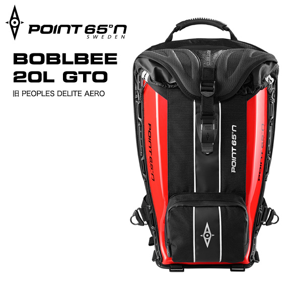 Point65 BOBLBEE 20L GTO点数六十五鲍勃红宝石(老PEOPLES DELITE AERO)