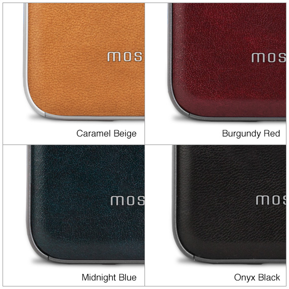 hot sales 6493a 30f42 moshi iGlaze Napa for iPhone 6/6s モシアイグレイズナパ carrying case fashion  smartphone case Vee cancer leather
