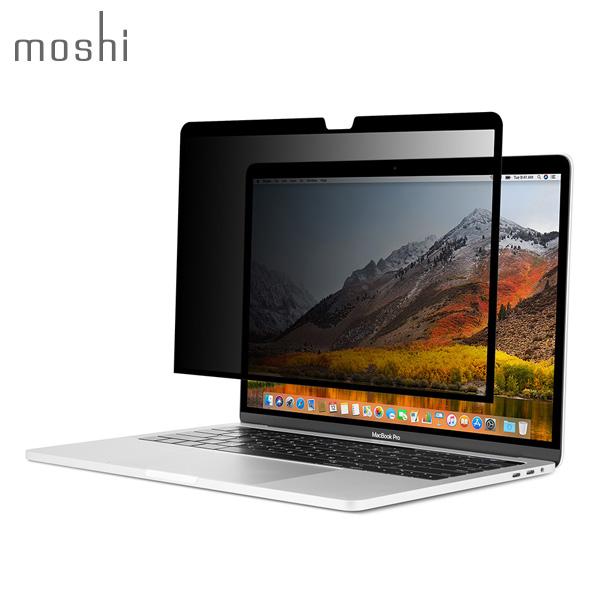 スクリーン保護 覗き見防止 プライバシースクリーンプロテクター 【ポイント5倍 8/20 9:59まで】moshi Umbra for MacBook Pro 13 プライバシースクリーンプロテクター モシ 覗き見を防止 液晶保護 100%気泡フリー MacBook pro 13インチ対応 Late 2016 Mid 2017 Mid 2018 (Touch Bar 搭載モデル/非搭載モデル) Mid 2019(Retina) Mid 2020