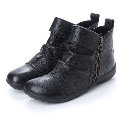 ビス VIS 靴 シューズ レディース ブーツ 本革 ショートブーツ ブーティ 送料無料 VIS8606