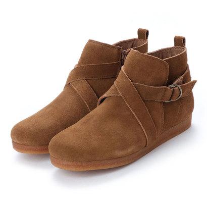 ビス VIS 靴 シューズ レディース ブーツ ショートブーツ ブーティ 送料無料 本革 VIS7048 23cm 23.5cm