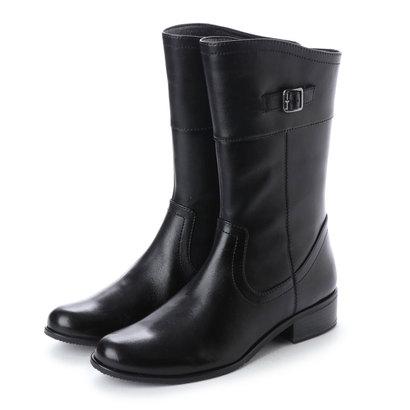 ing イング 靴 シューズ レディース ブーツ 送料無料 本革 履きやすい ING0119 22.5cm 24cm